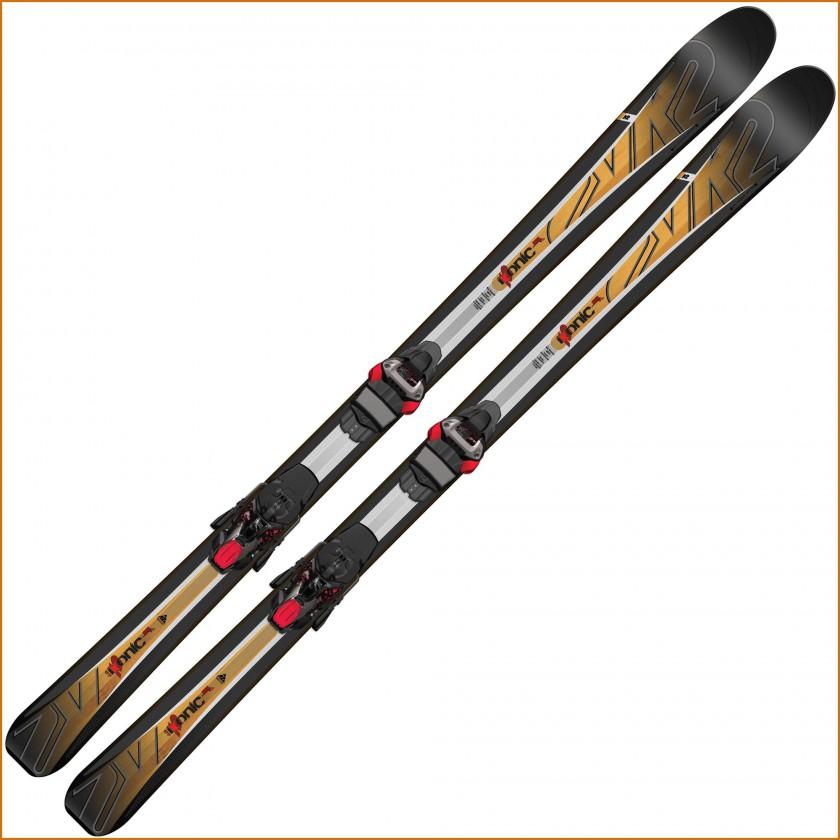 iKonic 85Ti All-Mountain Ski mit Konic Technologie 2015/16 von K2 SKIS