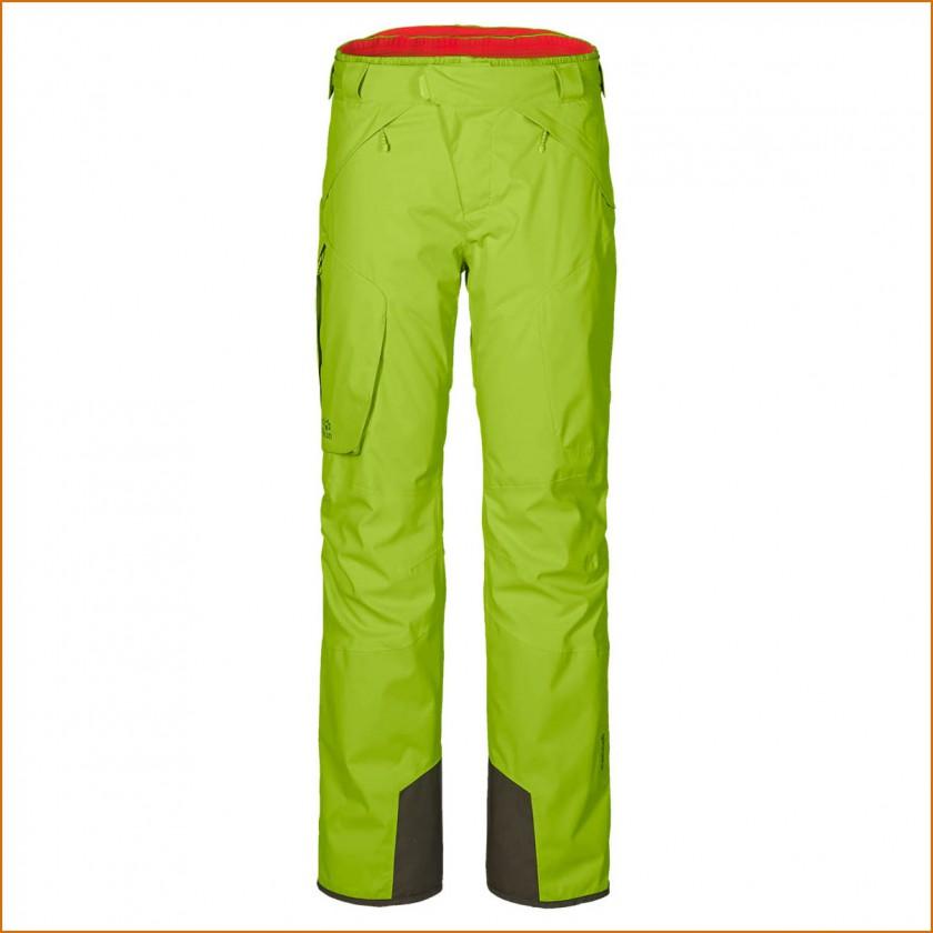 Whiteline TEXAPORE 3in1 Pants grün 2015/16 von Jack Wolfskin