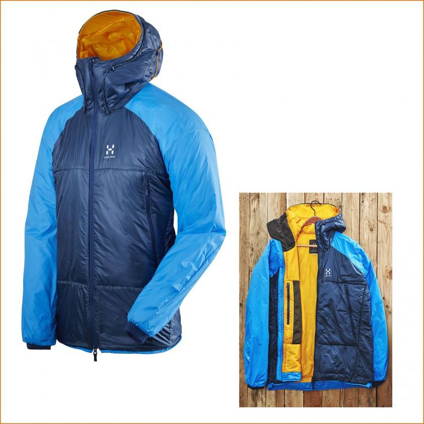 BARRIER PRO III BELAY Jacket 2015/16 von Haglöfs