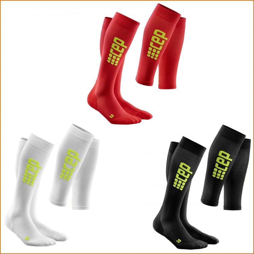 Run Ultralight Socks u. Ultralight Calf Sleeves 2015 von CEP