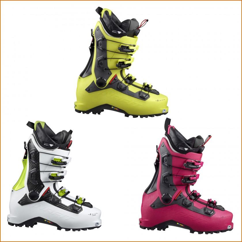 Khin MS, Khin Carbon Herren u. Khin Damen Skischuh 2015/16 von Dynafit