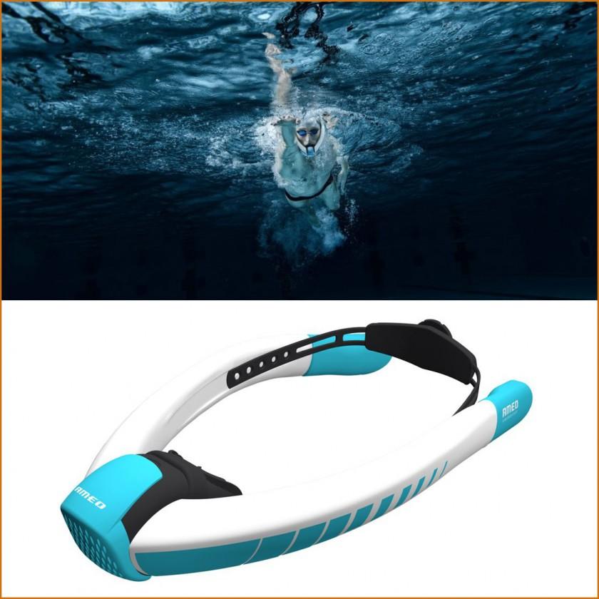 AMEO PowerBreather Schwimmtrainingsgerät 2015 von PowerBreather