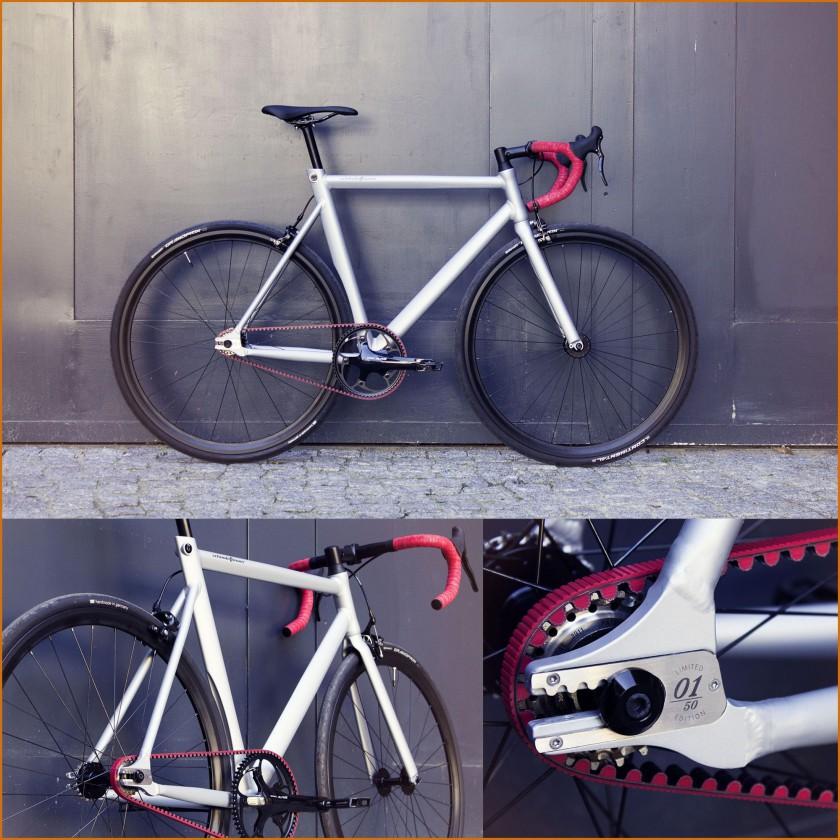 Viktor Red Race Rennrad limited Edition 2015 von Schindelhauer Bikes