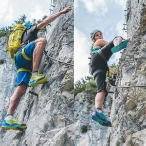 Spürsinn Zustiegs- u. Trailrunningschuh Herren/Damen Action am Berg 2015 von Dachstein