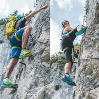 Sprsinn Zustiegs- u. Trailrunningschuh Herren/Damen Action am Berg 2015 von Dachstein