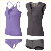 Revolution Technical Silk X-Light Trgershirt, Kurzarmshirt, String u. Panty Damen 2015 von ODLO