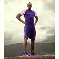 Usain Bolt im IGNITE Laufschuh 2015 von PUMA