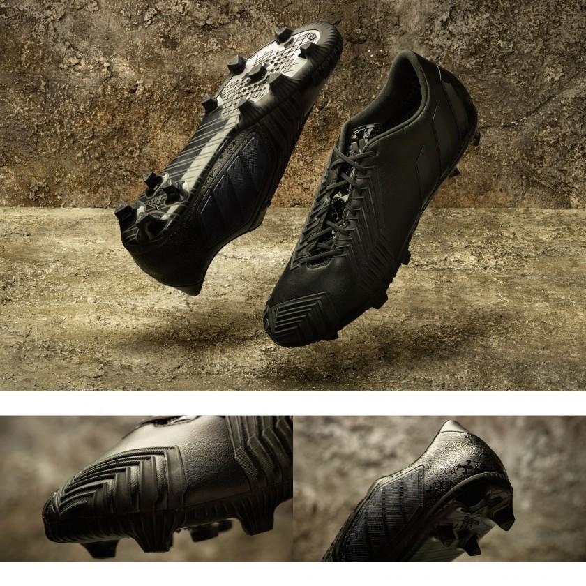 Predator Instinct Black Pack Fußballschuh 2015 von adidas