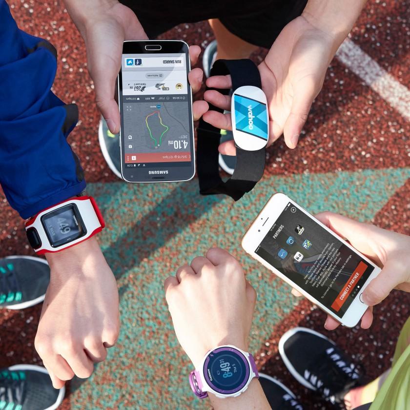 Nike+ Running App ist jetzt kompatibel mit Geräten von Garmin, TomTom, Wahoo Fitness und Netpulse 2015