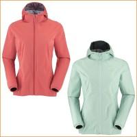 Target Knit Jacket 2.0 W u. Pulsate Jacket W Damen 2015 von EIDER