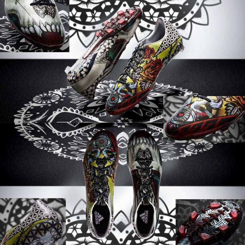 adizero f50 Tattoo Pack Fuballschuh 2015 von adidas
