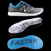 Fresh Foam Zante Boston Laufschuh limited Edition seite, einlage, sohle 2015 von New Balance