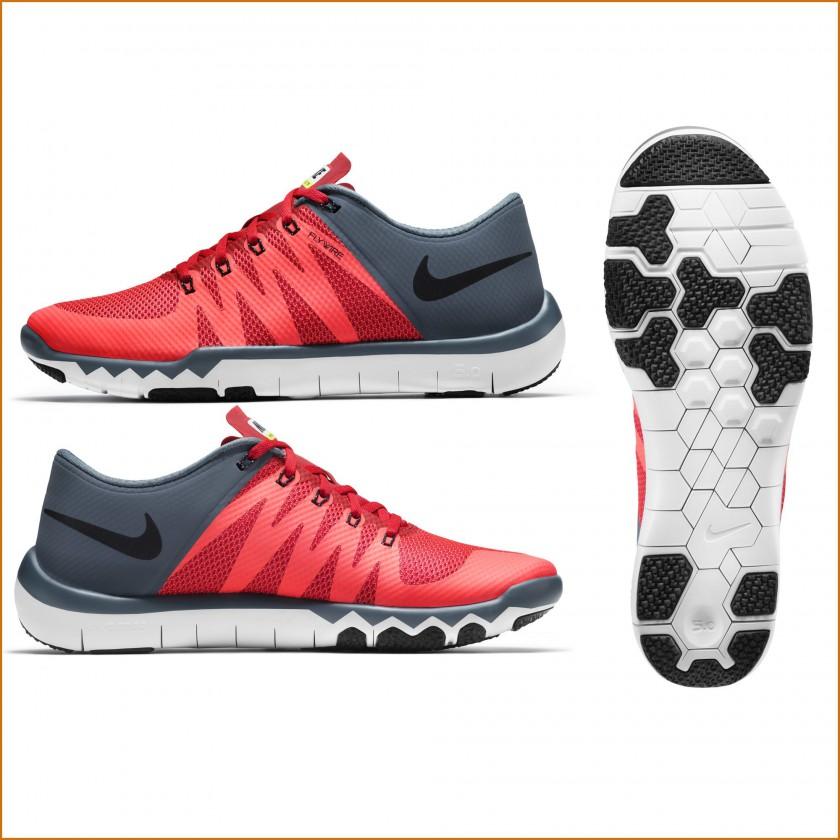 Nike Free Trainer 5.0 Fitnessschuh seite aussen/innen, sohle 2015