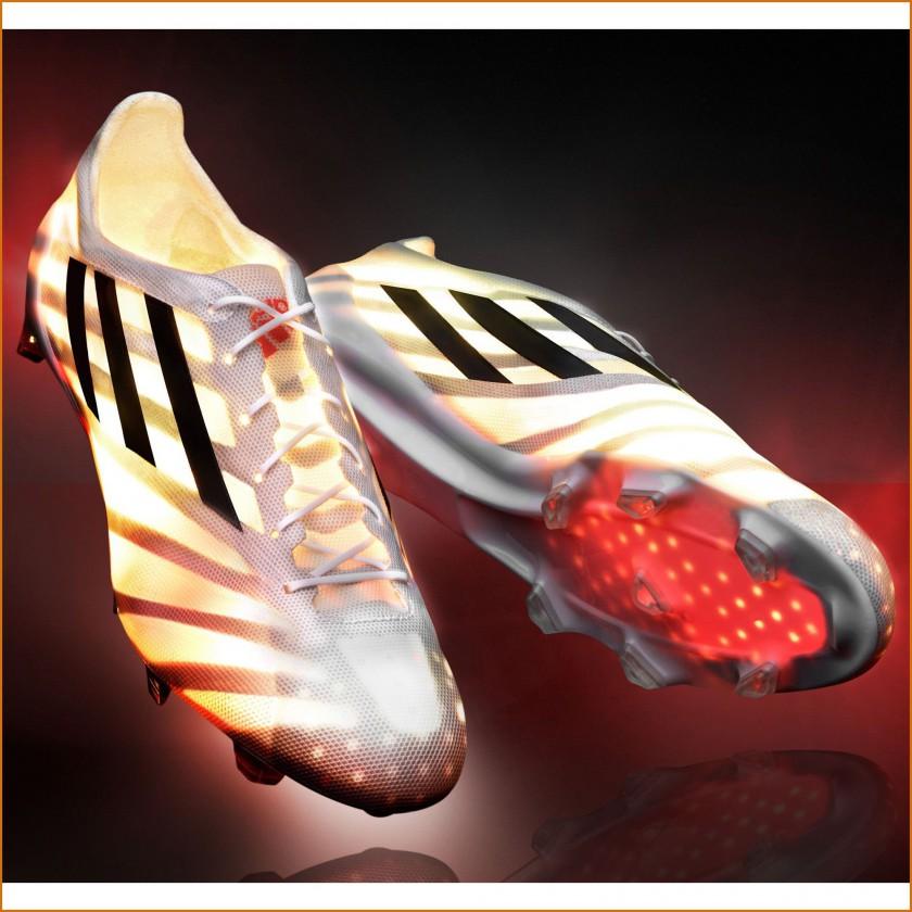 adizero 99g Fußballschuh vorne, innenseite 2015 von adidas