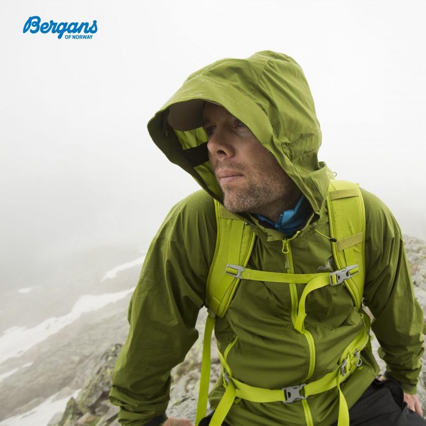 Bergans of Norway sucht Tester für Outdoor-Jacke aus neuem, nachhaltigem TORAY Polyestermaterial 2015