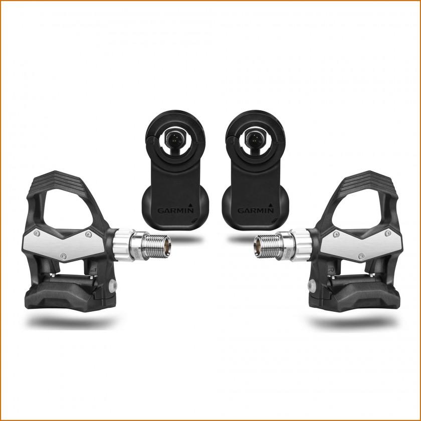 Vector 2 Wattmess-Pedalsystem/Powermeter Pedale u. Sensor rechts/links 2015 von Garmin