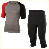 Impulse Running Shirt u. Tights Herren 2015 von FALKE
