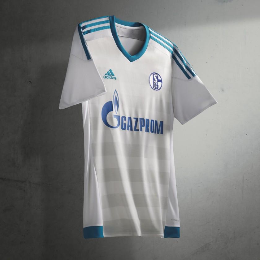 Bild Fc Schalke 04 Auswärts Trikot Bundesliga Saison 201516 Von