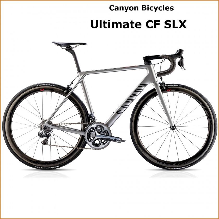 Ultimate CF SLX Rennrad seite 2015 von Canyon Bicycles