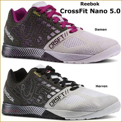 CrossFit Nano 5.0 Fitnessschuh Damen/Herren seite 2015 von Reebok