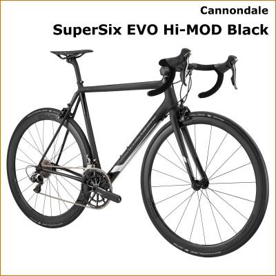 SuperSix EVO Hi-MOD Black Inc Rennrad 2015 von Cannondale