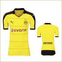 Borussia Dortmund Heimtrikot vorne/hinten Saison 2015/16 von PUMA