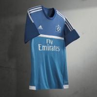 Hamburger SV Auswrtstrikot Bundesliga-Saison 2015/16 von adidas - vorne