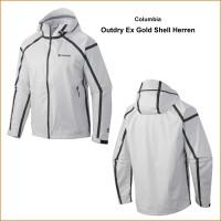 Columbia Titanium Serie 2016: Outdry Ex Gold Jacket Herren