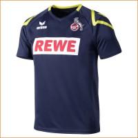 1. FC Kln Ausweich-Trikot Bundesliga-Saison 2015/16 von erima