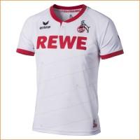 1. FC Kln Heim-Trikot Bundesliga-Saison 2015/16 von erima