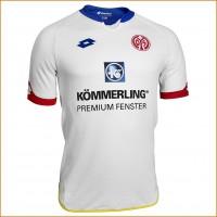 1. FSV Mainz 05 Auswrts-Trikot Bundesliga-Saison 2015/16 von Lotto Sport