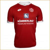 1. FSV Mainz 05 Heim-Trikot Bundesliga-Saison 2015/16 von Lotto Sport