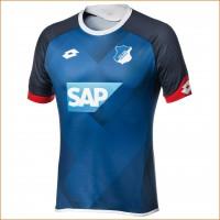 TSG 1899 Hoffenheim Ausweich-Trikot Bundesliga-Saison 2015/16 von Lotto Sport