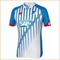 TSG 1899 Hoffenheim Heim-Trikot Bundesliga-Saison 2015/16 von Lotto Sport