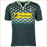 Borussia Mnchengladbach Auswrts-Trikot Bundesliga-Saison 2015/16 von KAPPA