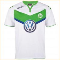 VfL Wolfsburg Heim-Trikot Bundesliga-Saison 2015/16 von KAPPA