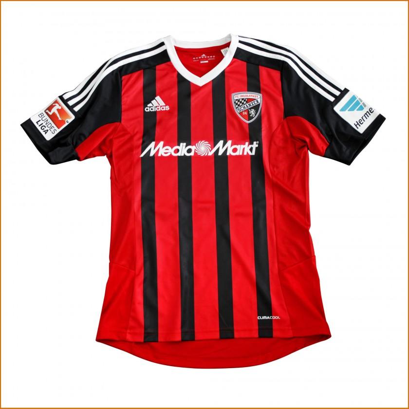 FC Ingolstadt Heim-Trikot Bundesliga-Saison 2015/16 von adidas