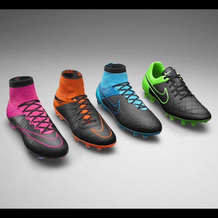 Nike Tech Craft Boots 2015: Die neue Premium-Kollektion von Hybrid-Leder-Fußballschuhen