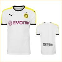 Borussia Dortmund Ausweich-Trikot Saison 2015/16 von PUMA