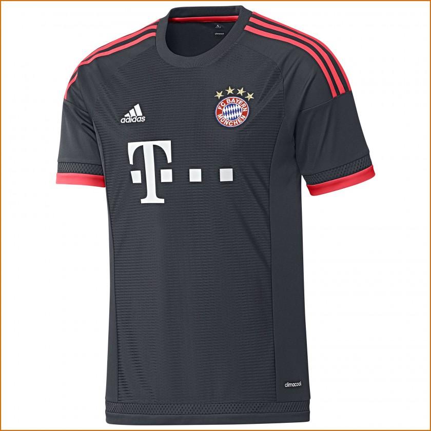 FC Bayern München UEFA Champions-League-Trikot 2015/16 von adidas