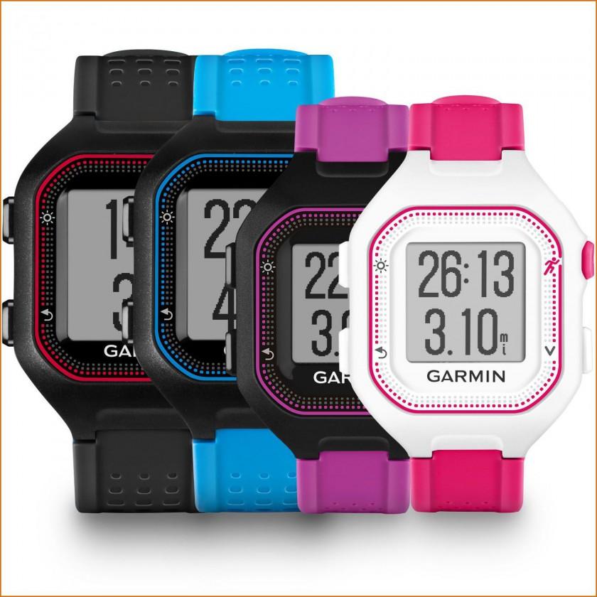 Forerunner 25 GPS-Laufuhr Herren/Damen 2015 von Garmin