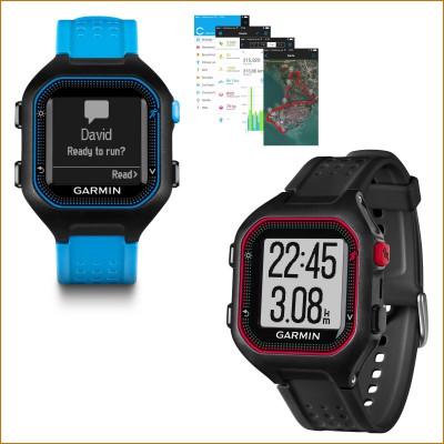 Forerunner 25 GPS-Laufuhr: David, ready to run? 2015 von Garmin