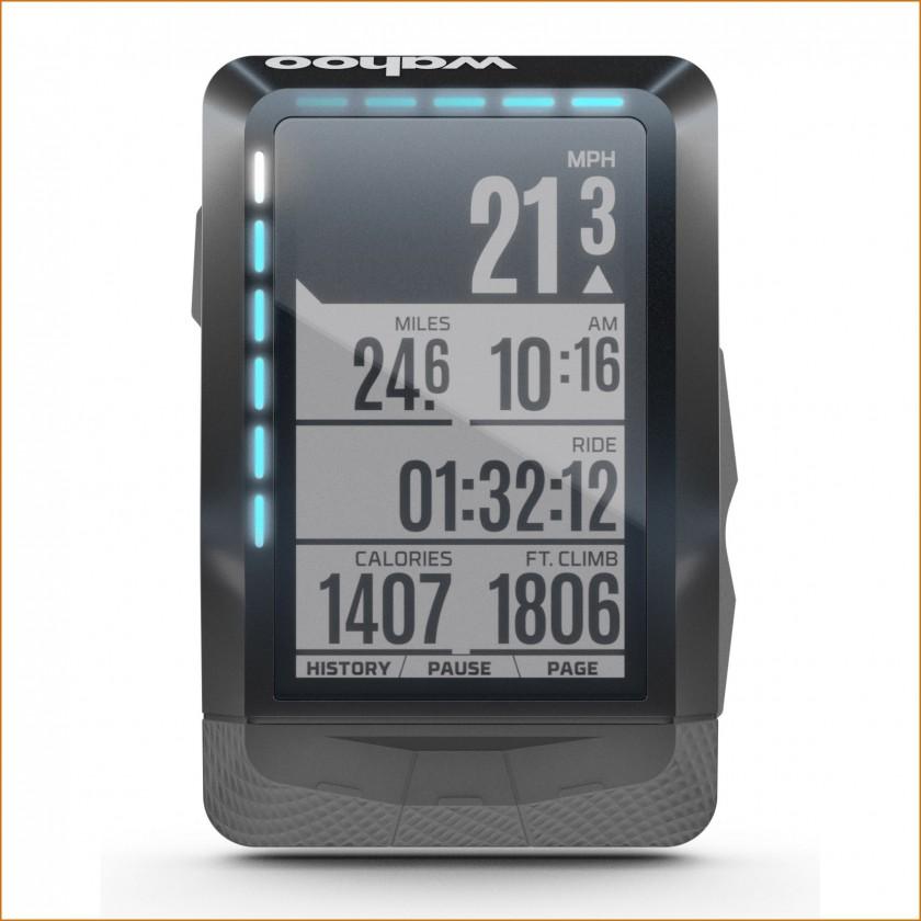 ELEMNT GPS-Bikecomputer 2016 von Wahoo Fitness