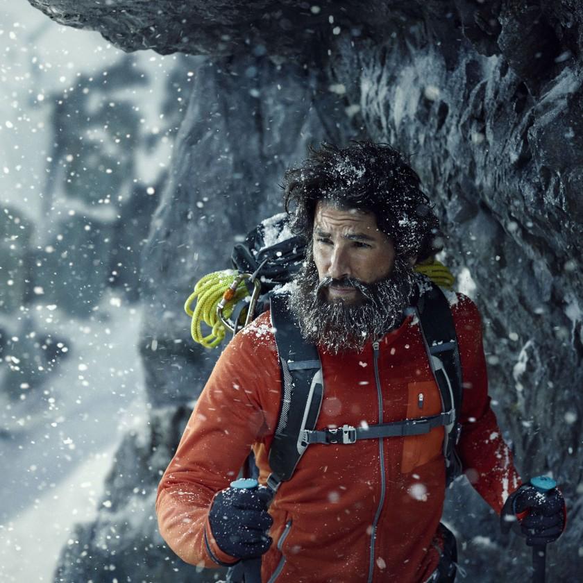 ATOM LS ZIP Jacket Herren Outdoor-Action 2015/16 von Icebreaker