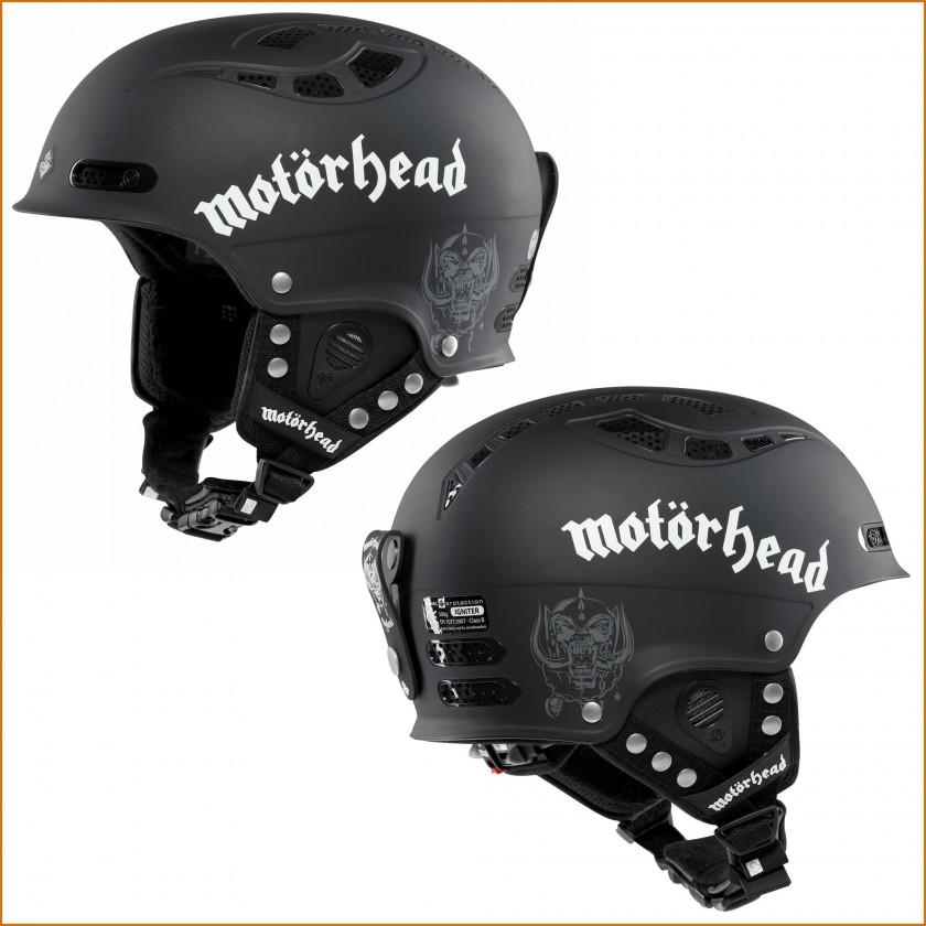 Bild: Igniter Motörhead Ski- und Snowboardhelm limited ...