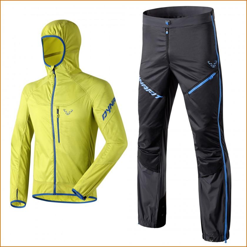 Mezzalama Alpha PTC Jacket u. Pants aus Polartec Alpha 2015/16 von Dynafit