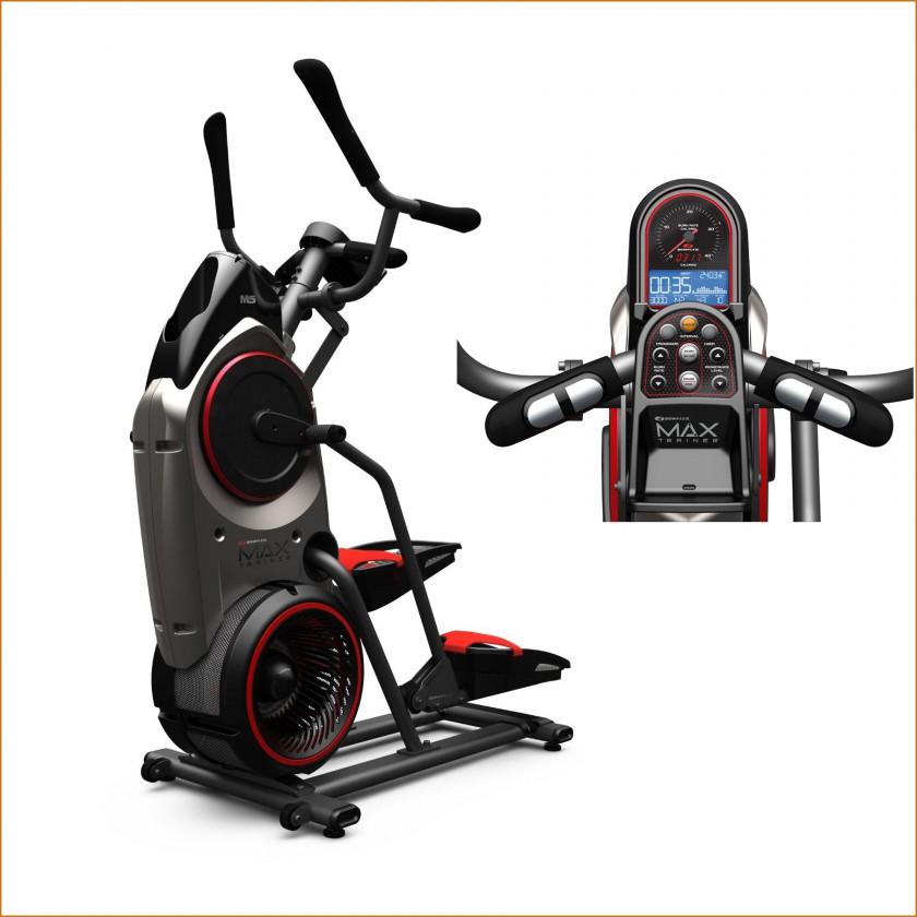 MAX Trainer M5 Ganzkrper-Fitnessgert seite, console 2015 von Bowflex