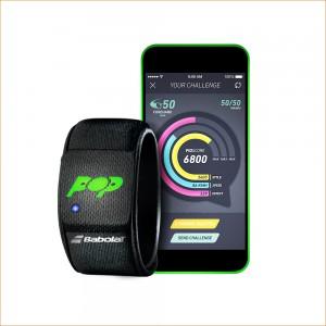 Babolat POP Armband mit Sensor+ App 2015