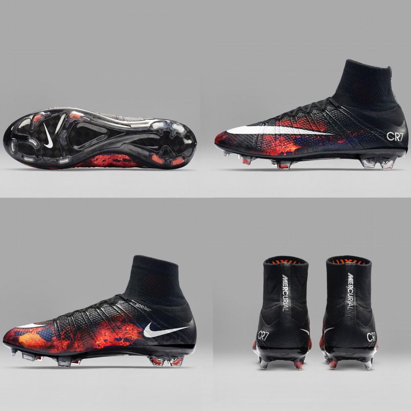 Mercurial Superfly IV CR7 Fußballschuh - Chapter 1: Savage Beauty Kollektion 2015 von Nike
