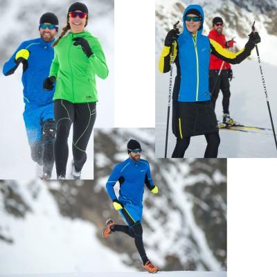 Active Winter-Line in Action Damen u. Herren 2015/16 von GONSO